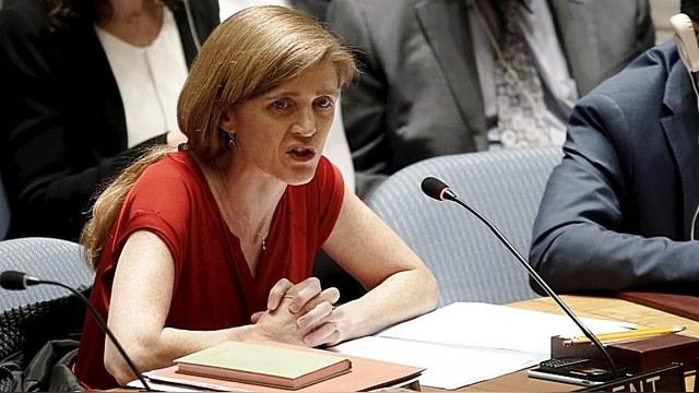 Саманта Пауэр призвала РФ «закончить кризис и прекратить оккупацию» Украины