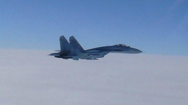 RFE: США и Россия по-разному оценили бочку российского Су-27
