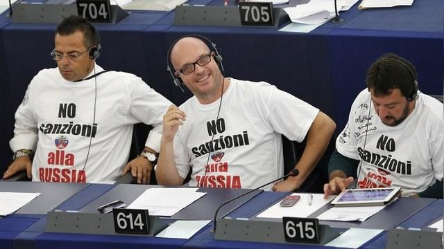 Евродепутат: Новых санкций против России не будет