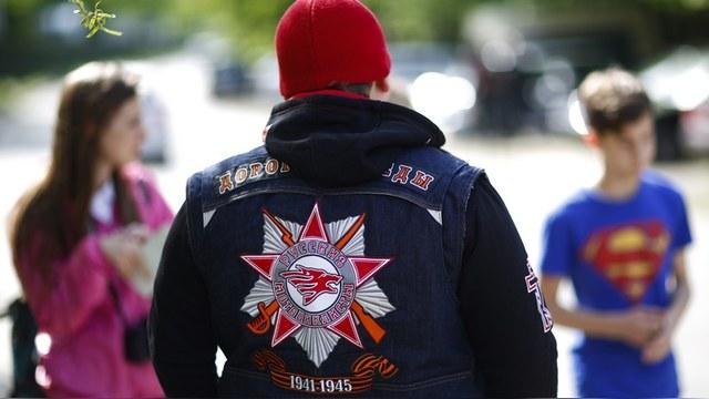 DELFI: Литва не пустила российских мотоциклистов из-за красной звезды