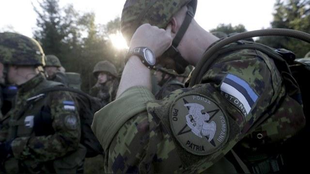 DELFI: В «Весеннем шторме» в Эстонии примут участие шесть тысяч человек
