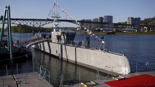 Fox 5: Пентагон научит «Морского охотника» выслеживать противника