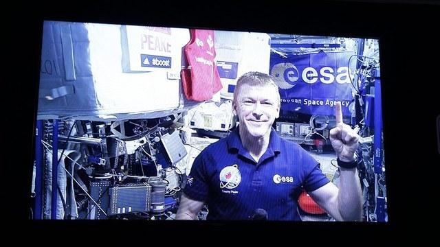 DM: Британский астронавт боялся, что русские бросят его на МКС