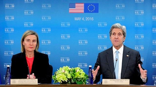 Керри: «Северный поток – 2» негативно отразится на Украине и Восточной Европе