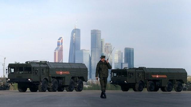 Sunday Times: Запад надеется увидеть на Параде Победы ракету-нарушительницу