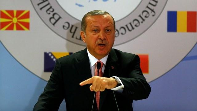Эрдоган: Черное море превращается в «российское озеро»