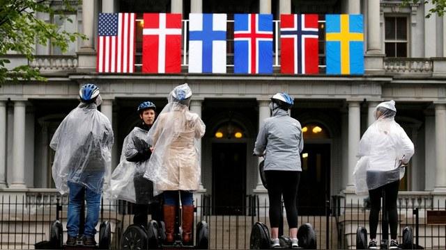 Саммит США и пяти северных стран пройдет под знаком «устрашения» России