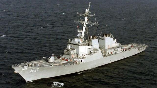ERR: Корабли НАТО «пришли на подмогу» эстонскому флоту