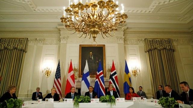 IBT: Обама договорился со скандинавами о продлении санкций против РФ