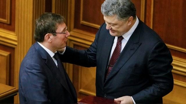 France 24: Назначив генпрокурором кума, Порошенко предал идеалы «майдана»