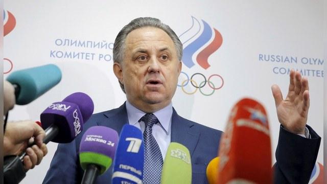 Мутко: Россию нельзя лишать Олимпиады в Рио из-за нечестных спортсменов