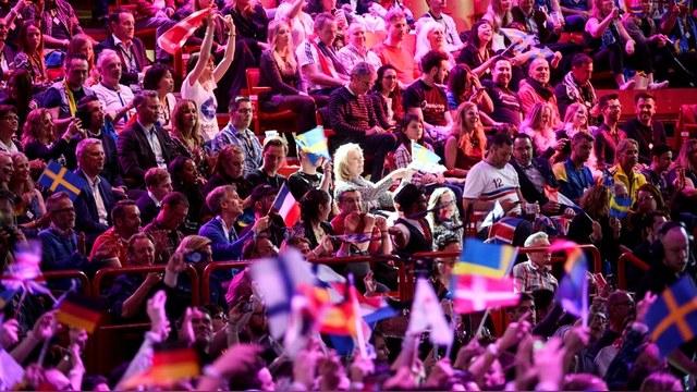 Spiegel: Евровидение политизировано, и это хорошо