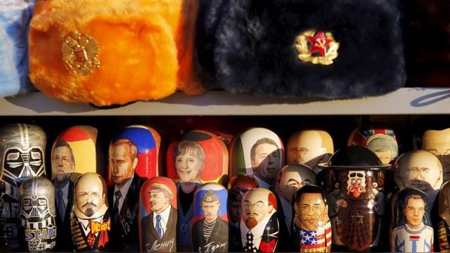Guardian: Сталин, водка и ядерное оружие – СМИ в плену стереотипов о России
