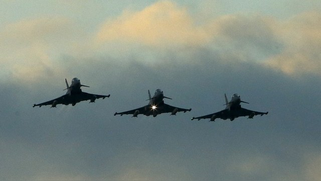 Daily Mail: Британские ВВС «перехватили» над Балтикой пять российских самолетов