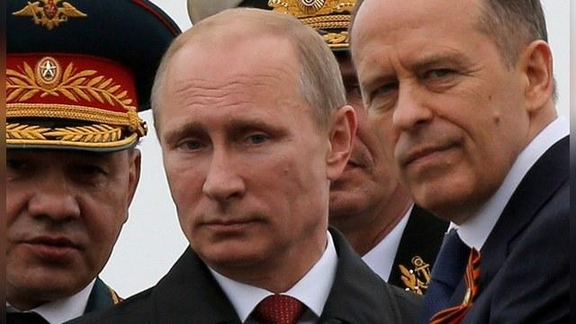 NYT: Решить конфликты на Украине и в Сирии мешает «навязчивая» идея Путина