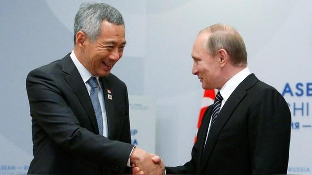 Премьер Сингапура: Нам нужен российский рынок «всерьез и надолго»