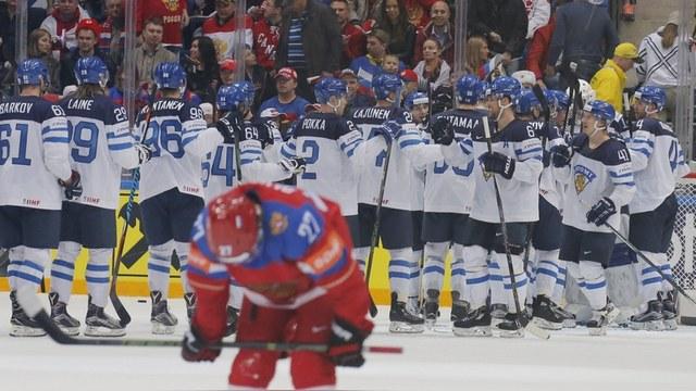 TDG: Российские хоккеисты поплатились за стремление к идеальным передачам