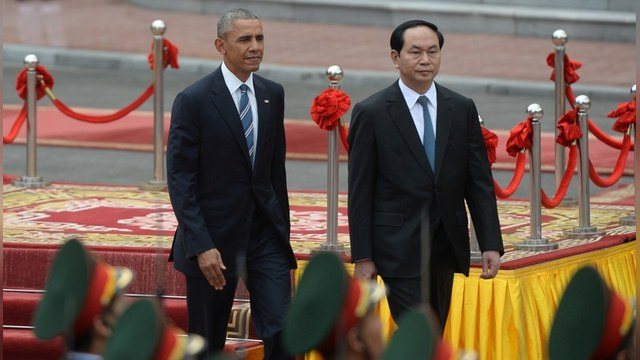 WP: США сняли с Вьетнама оружейное эмбарго – с оглядкой на Китай