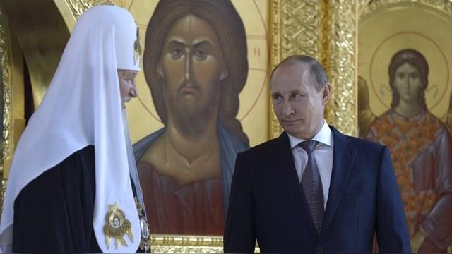 Le Figaro: Путин и патриарх Кирилл отметят в Греции 1 000-летие русского присутствия