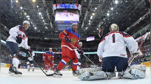 Daily Mirror: Американский фанат нагадил российским хоккеистам