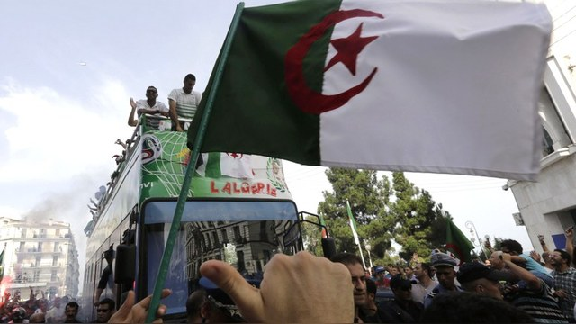 Impact24: Наделав шума в Сирии, Россия переключится на Алжир