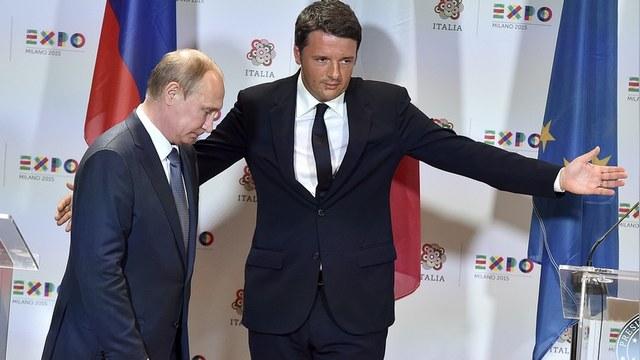 Atlantic Council считает Италию слабым звеном в санкционной политике против РФ