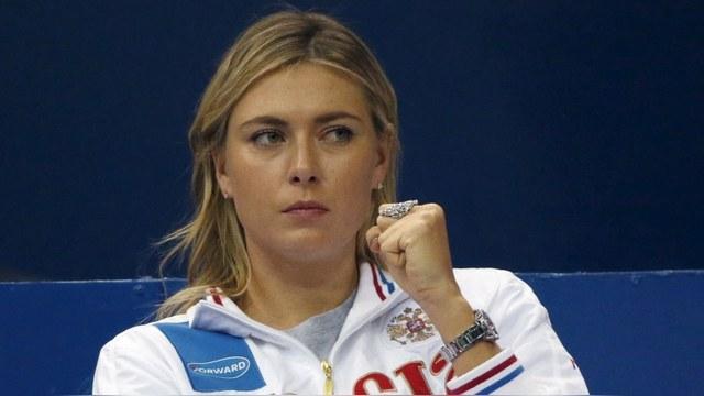 Марию Шарапову включили в олимпийскую сборную России