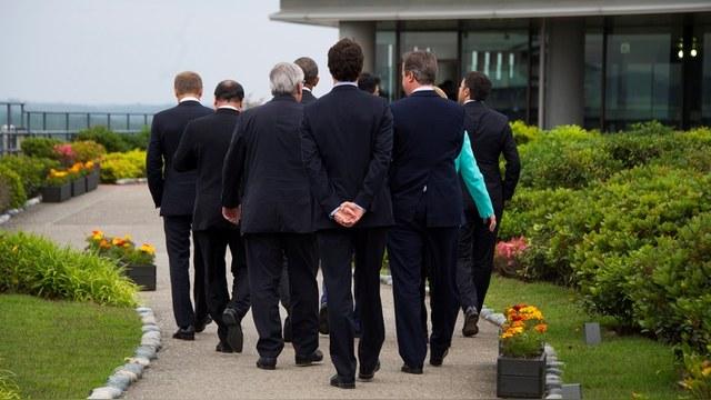 Mainichi Shimbun: Россия – «искра раздора» для членов G7