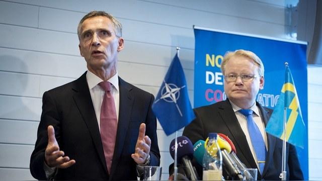 DWN: «Российская угроза» вынудила Швецию отказаться от нейтралитета