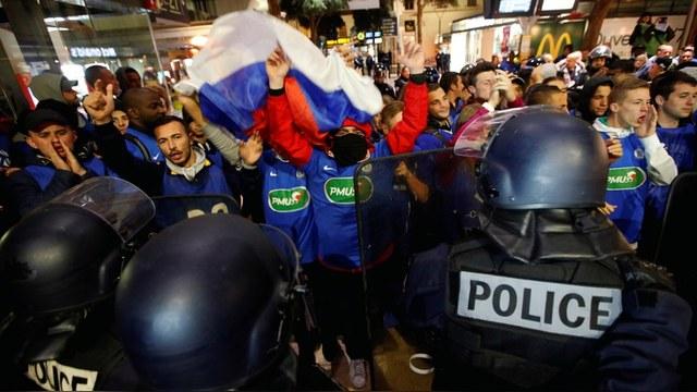 Перед Евро-2016 Daily Star предупреждает о российских «отморозках-расистах»