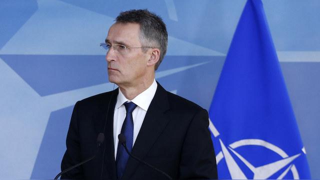 Столтенберг: Саммит НАТО в Варшаве даст ответ напористой России