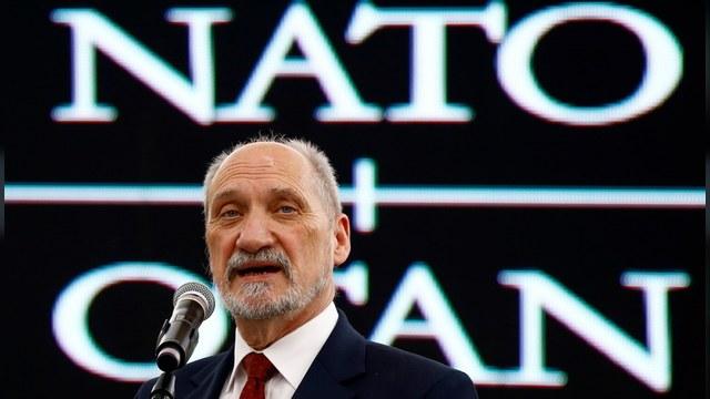 Министр обороны Польши: Нам хватит батальона, чтобы сдержать Россию