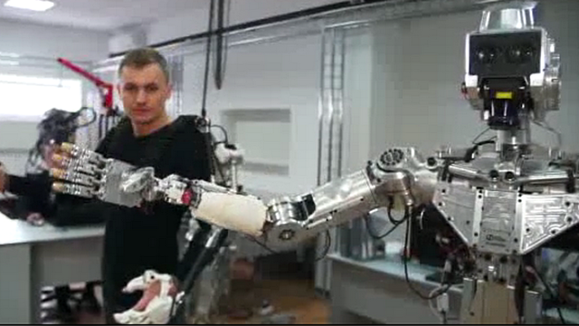Vocativ: Российские роботы США не страшны, пока не попадут в руки их врагов