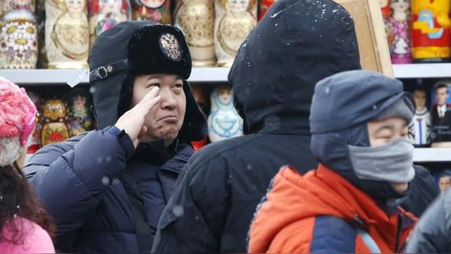 Xinhua: Регионы поборются с Москвой и Питером за китайских туристов