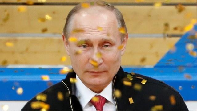 Economist: Будущее России зависит от того, какой Путин победит на выборах