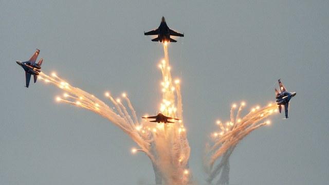 У Daily Mail захватило дух от соревнований российской военной авиации