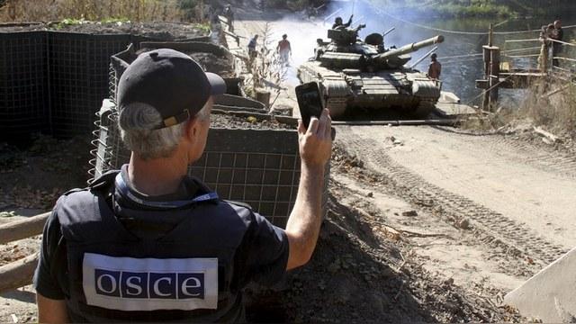 DWN: Решение вооружить наблюдателей ОБСЕ – знак мирных намерений Москвы