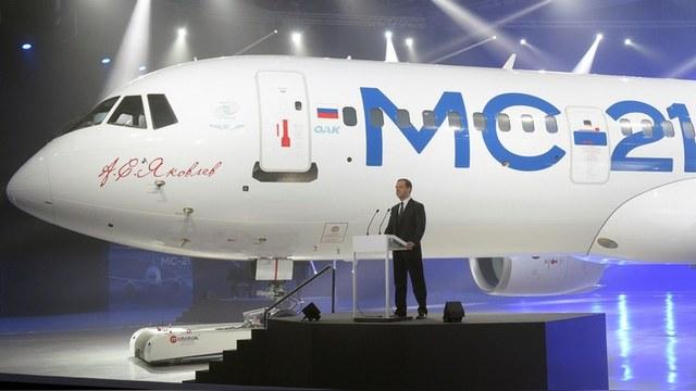 France 24: Россия презентовала конкурента Boeing и Airbus