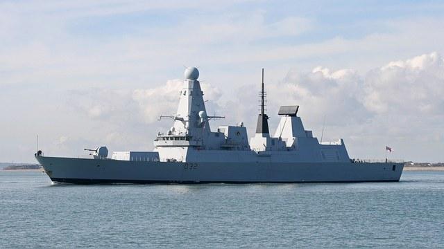 Daily Mail: Новейшие эсминцы Британии выходят из строя в теплых водах