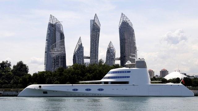 Yacht Harbour: Для российских олигархов длина яхты имеет значение