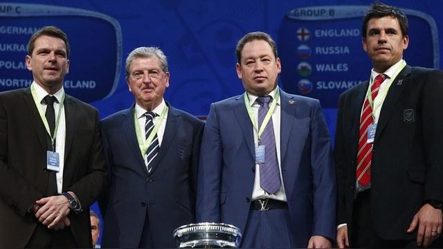 L'Equipe: Тренеры сборных России и Англии «не заметили» беспорядков