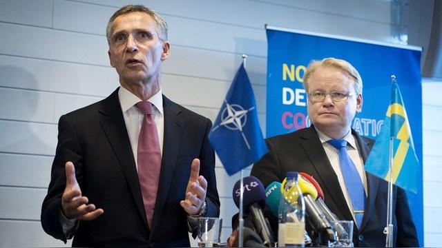 Aftonbladet: Швецию больше не пугают Путиным, но в НАТО все равно тянут