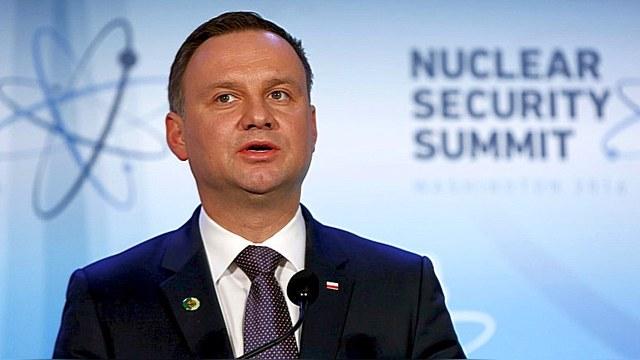 Президент Польши призвал НАТО показать «имперской России» единство и силу