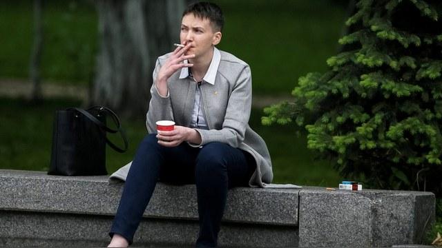 Le Figaro: Дерзкие идеи Савченко в Раде списали на «грехи молодости»