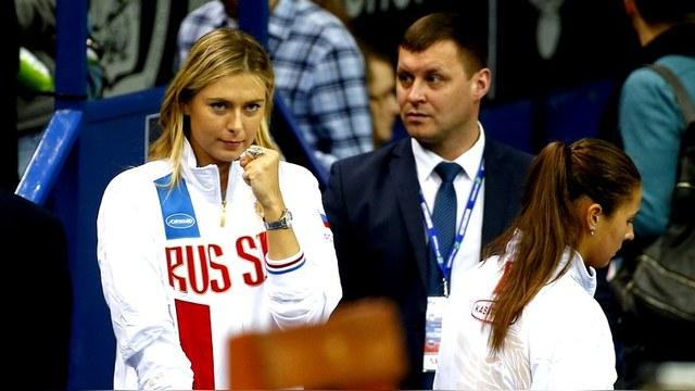 Guardian: Подав апелляцию, Шарапова не оставляет надежд на поездку в Рио