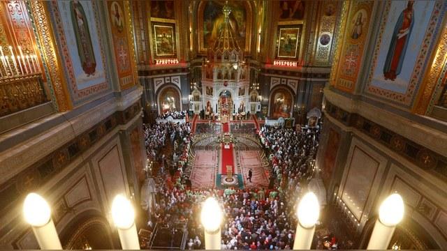 NYT: Воссоединение православных пришлось отложить из-за РПЦ