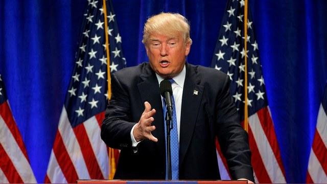 Трамп: Демократы сами «взломали» свой сервер и обвинили русских