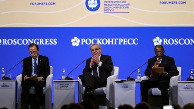 Юнкер: Европа отменит санкции, если Россия выполнит «Минск-2»