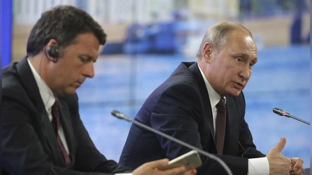 FT: В приезде европейских политиков Москва увидела надежду на примирение