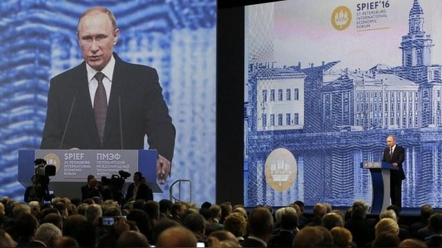 Express: Путин пытается поладить с Европой, пока она не продлила санкции